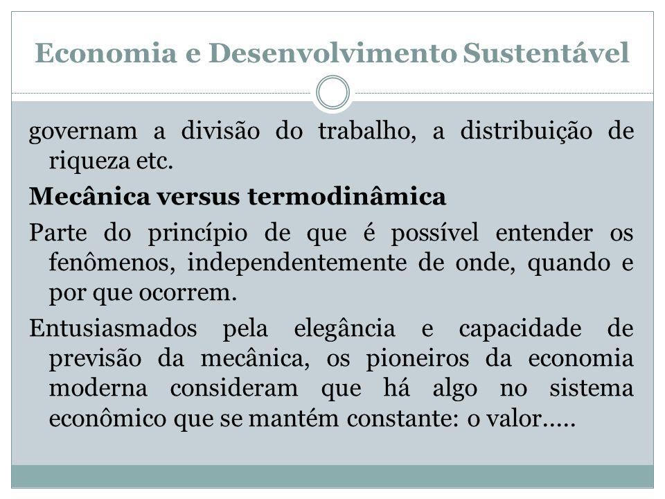 Principio da conservação de energia termodinamica