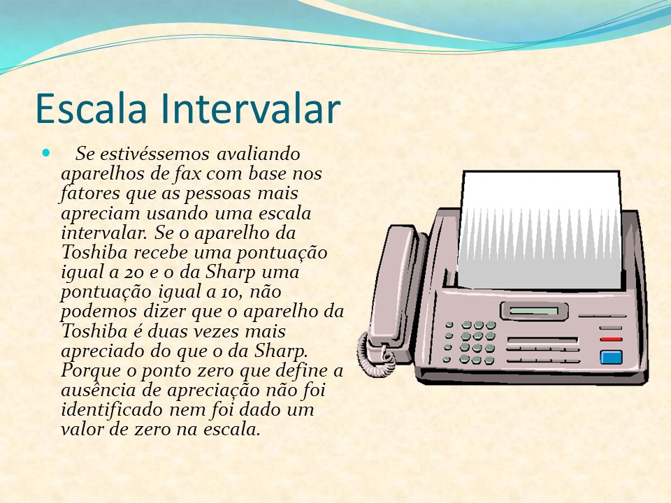 Escala Intervalar