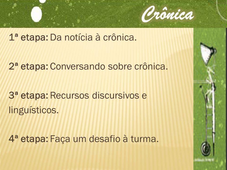 Crônica