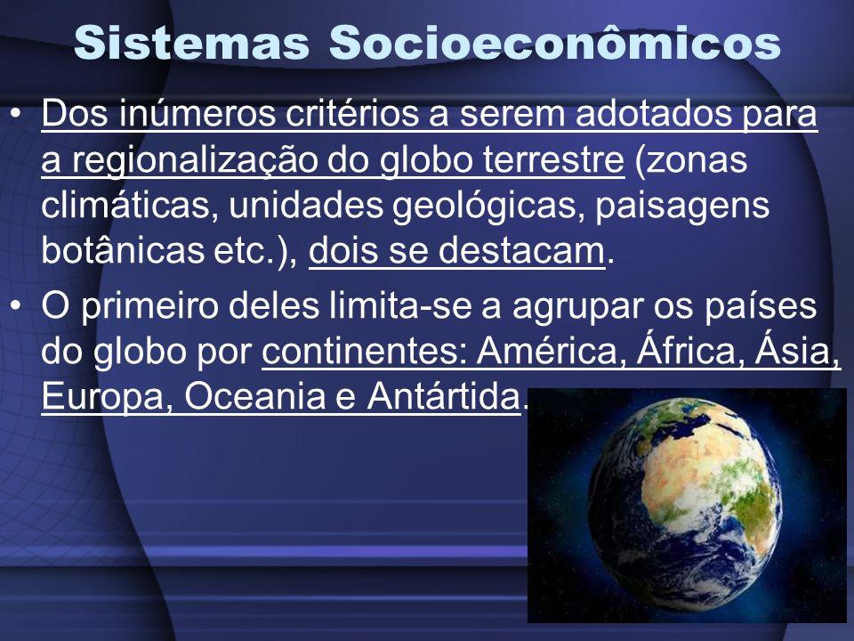 Sistemas Socioeconômicos