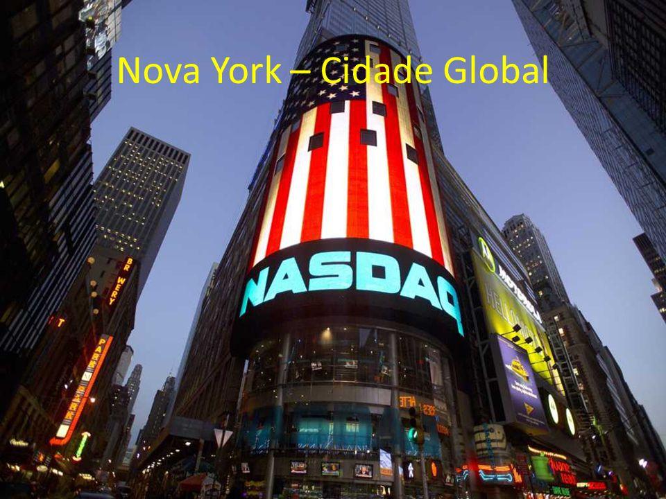 Nova York – Cidade Global