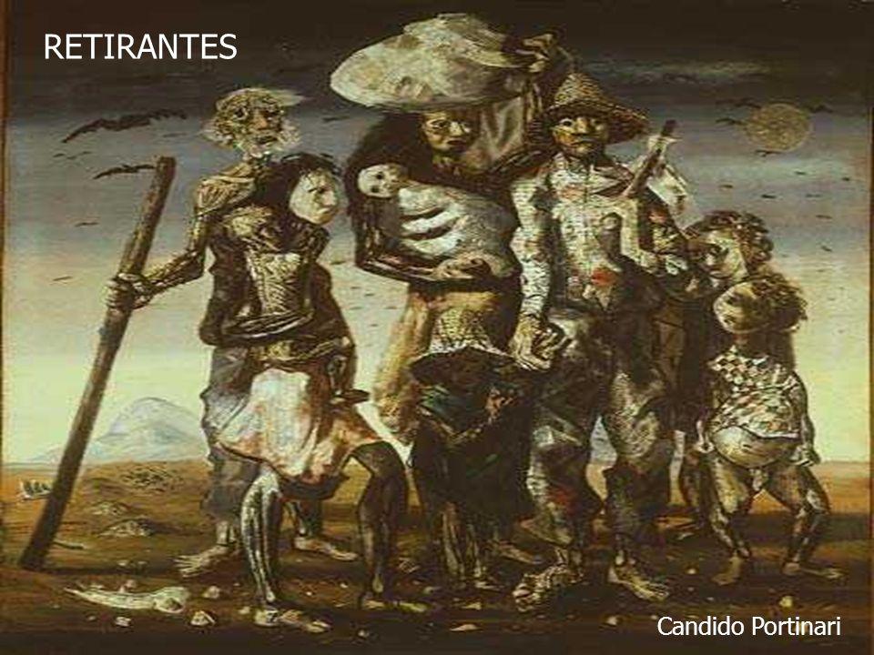 RETIRANTES Candido Portinari