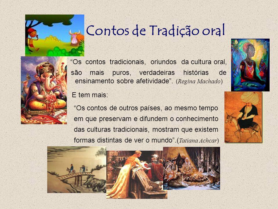 Contos de Tradição oral