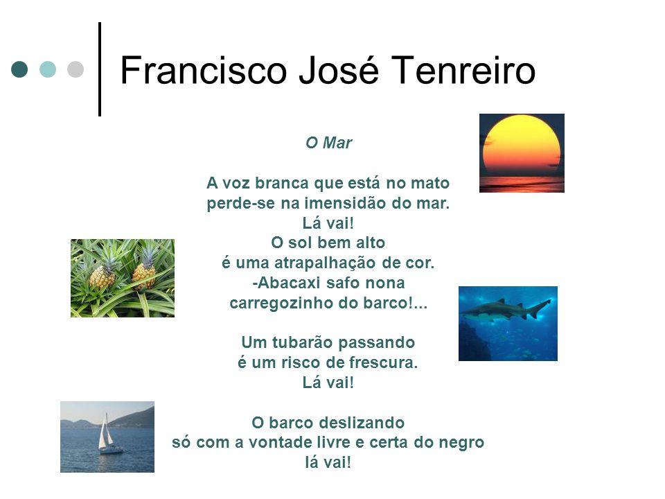Francisco José Tenreiro