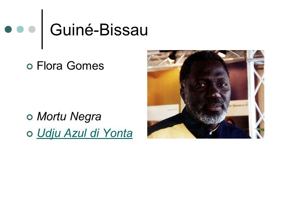 Guiné-Bissau Flora Gomes Mortu Negra Udju Azul di Yonta