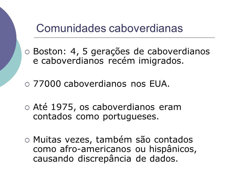 Comunidades caboverdianas