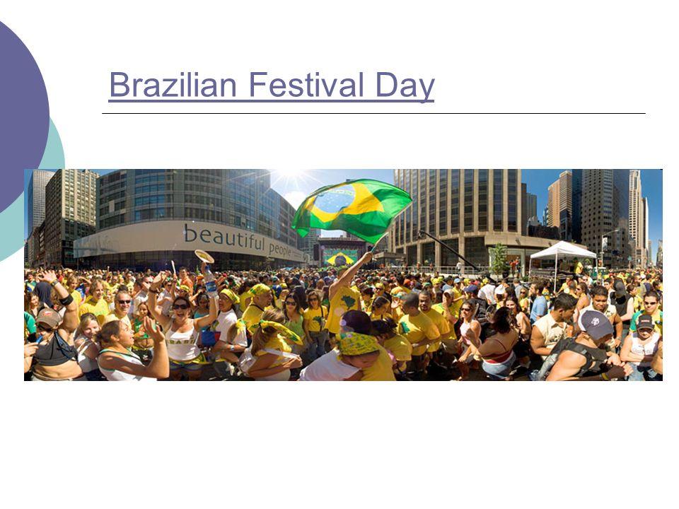 Brazilian Festival Day