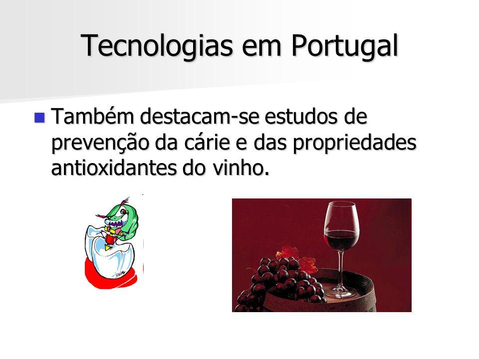 Tecnologias em Portugal