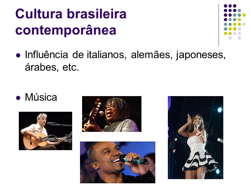 Cultura brasileira contemporânea
