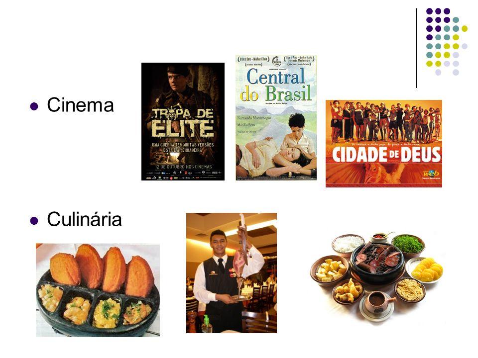Cinema Culinária
