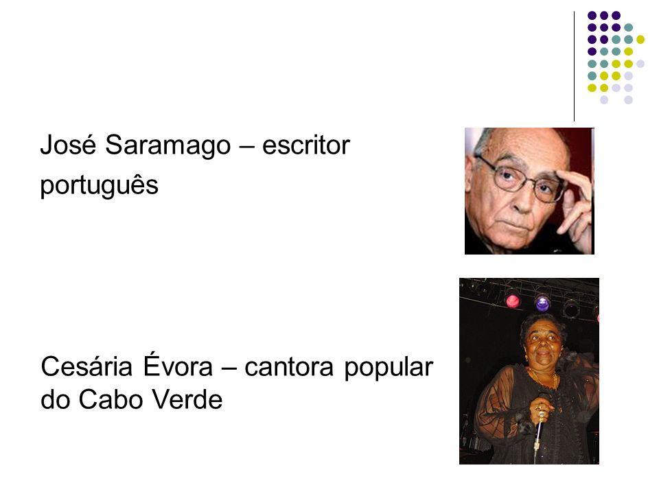 José Saramago – escritor
