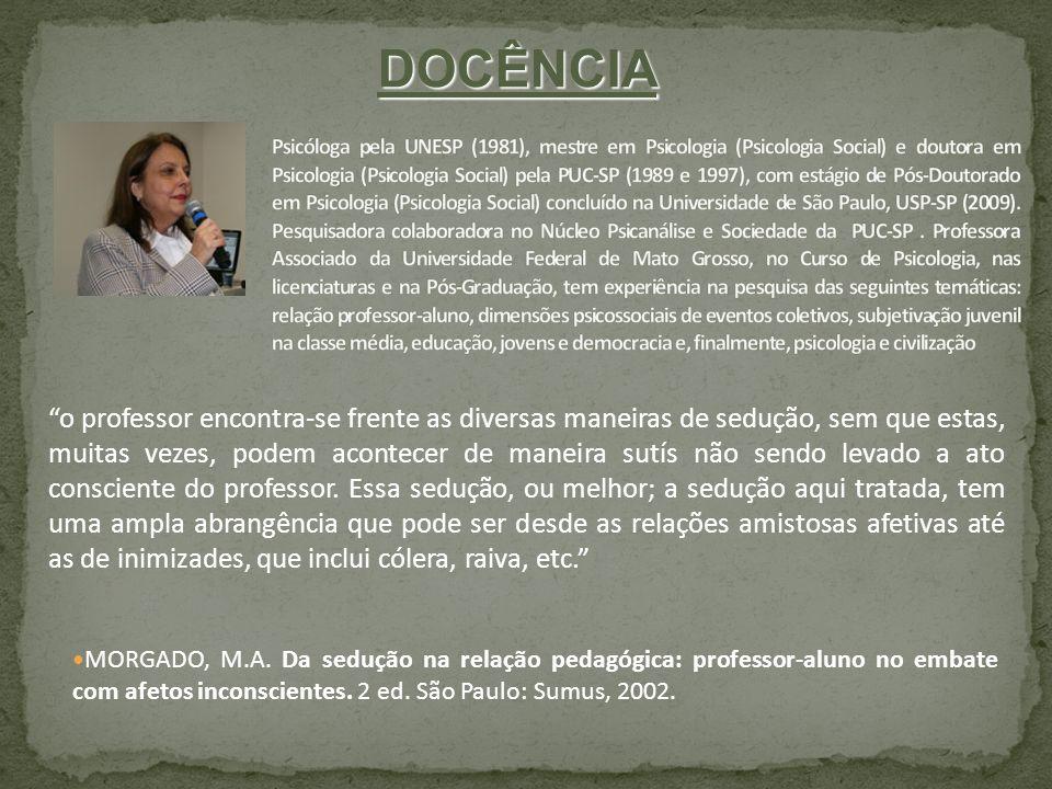 DOCÊNCIA