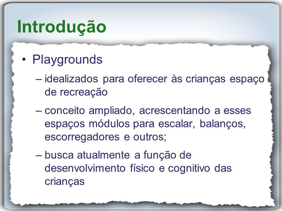 Introdução Playgrounds