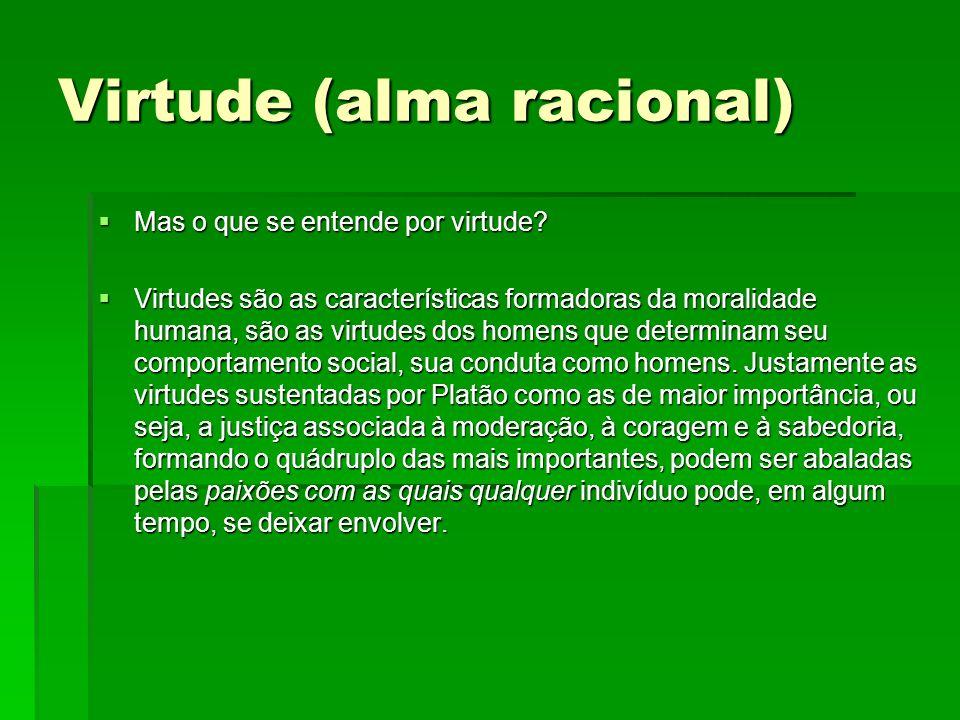 Virtude (alma racional)