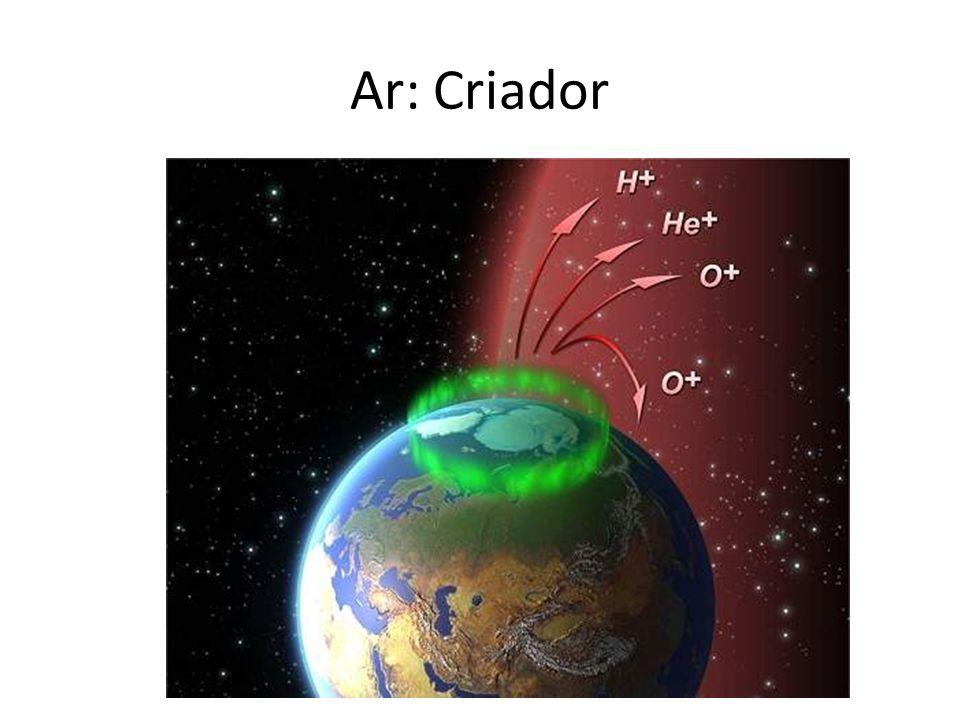 Ar: Criador