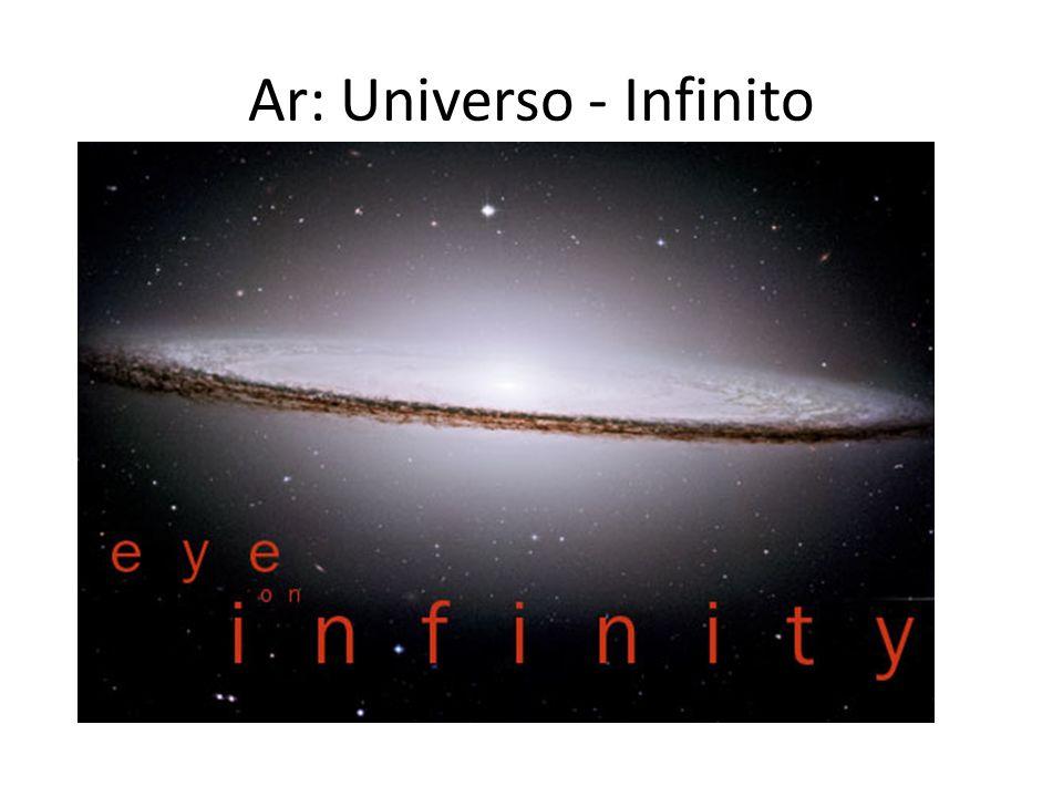 Ar: Universo - Infinito