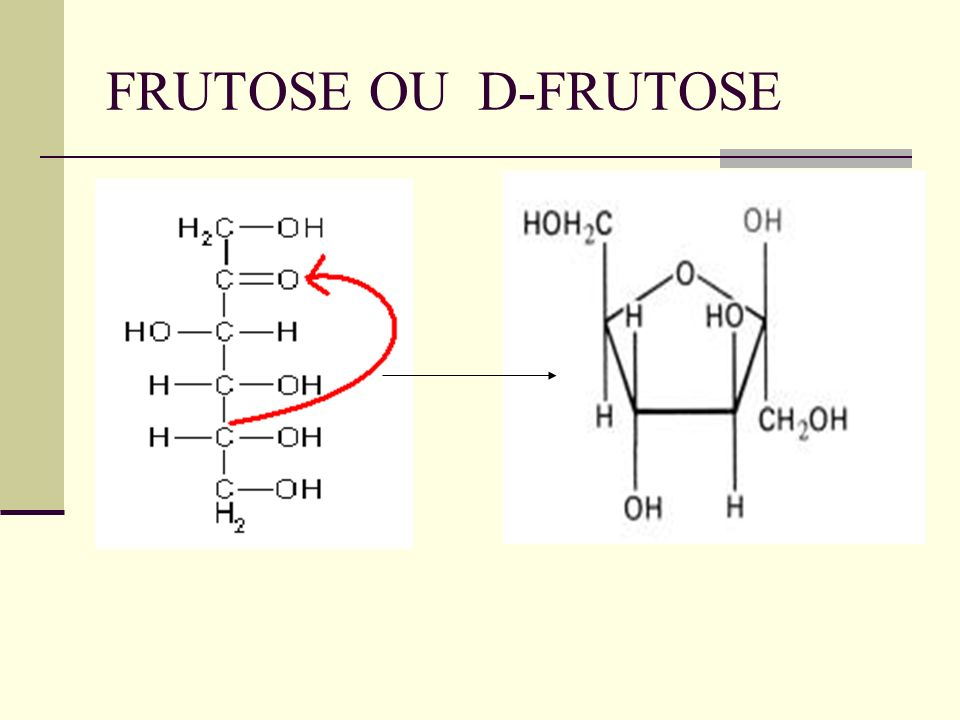 FRUTOSE OU D-FRUTOSE
