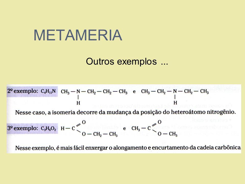 METAMERIA Outros exemplos ...