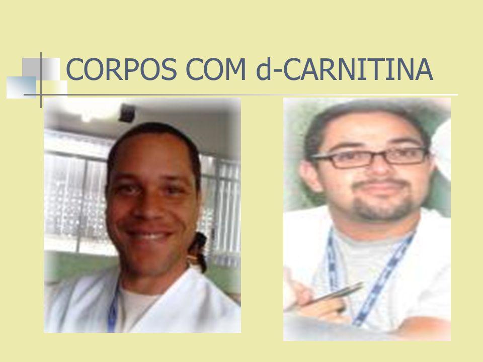 CORPOS COM d-CARNITINA