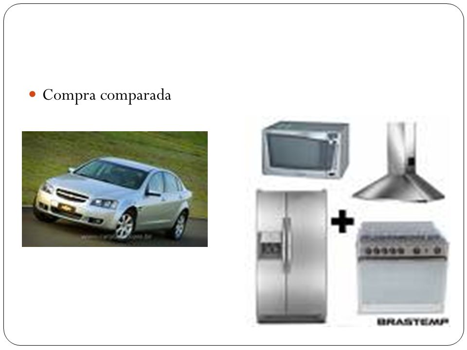 Compra comparada