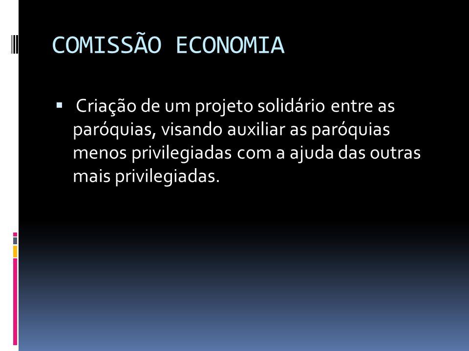 COMISSÃO ECONOMIA