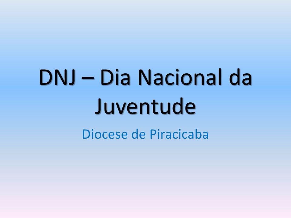 DNJ – Dia Nacional da Juventude