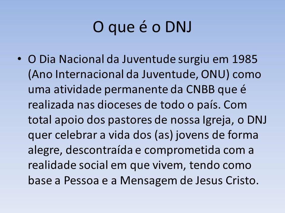 O que é o DNJ