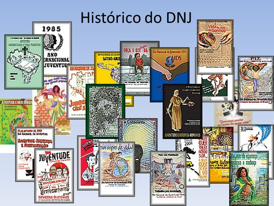 Histórico do DNJ