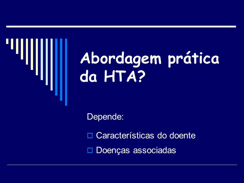 Abordagem prática da HTA