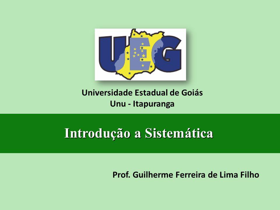 Introdução a Sistemática