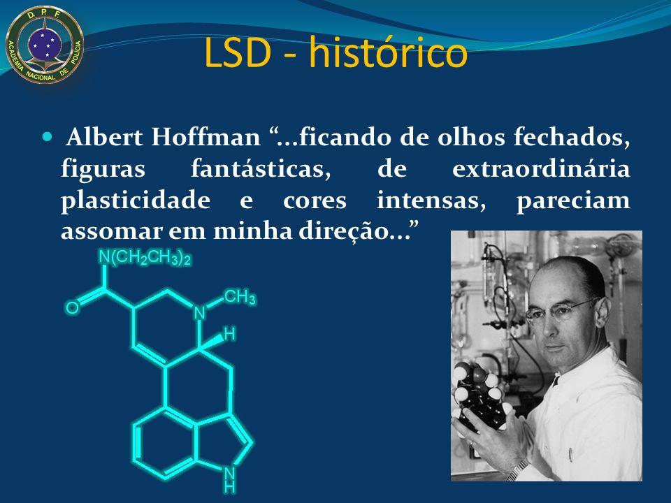 LSD - histórico
