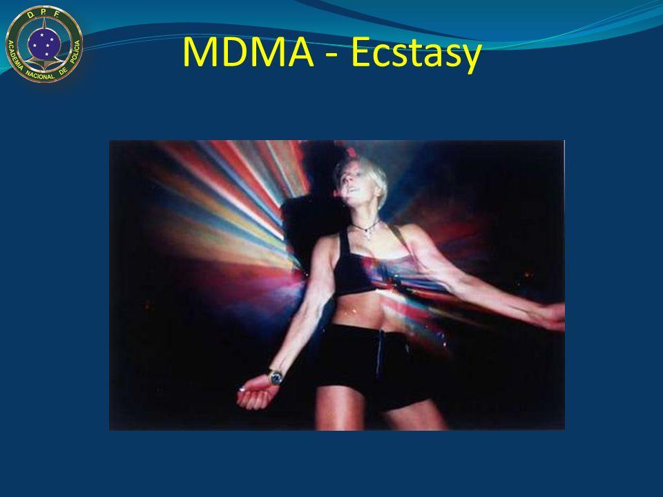 MDMA - Ecstasy