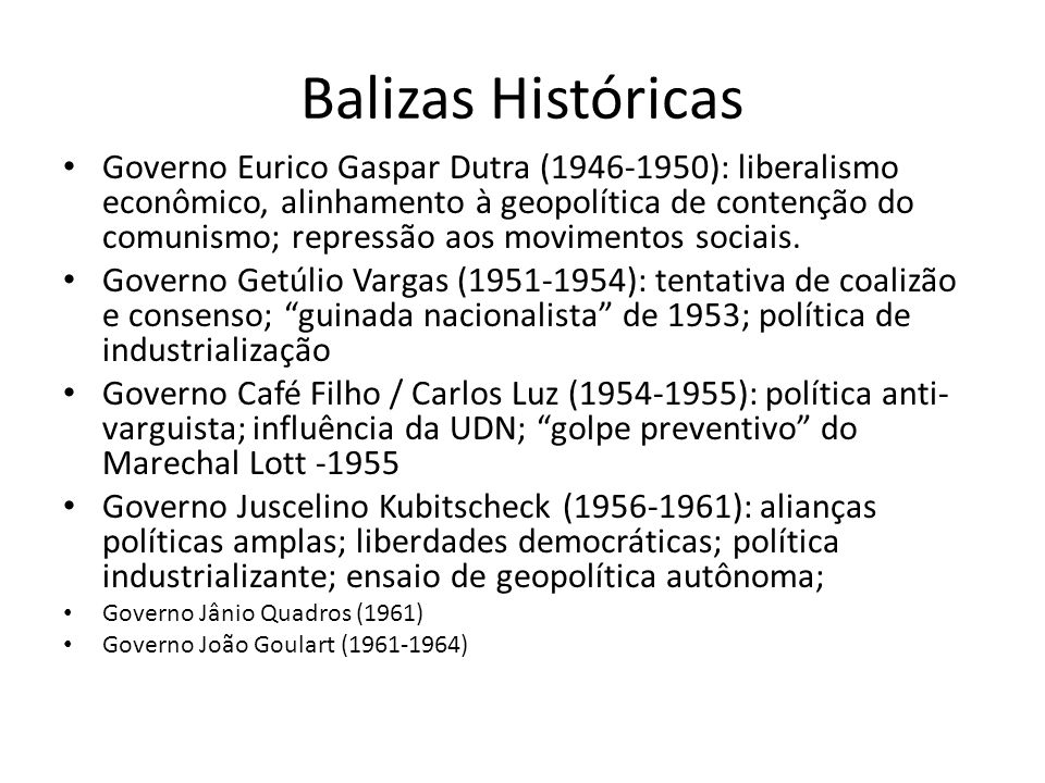 Balizas Históricas