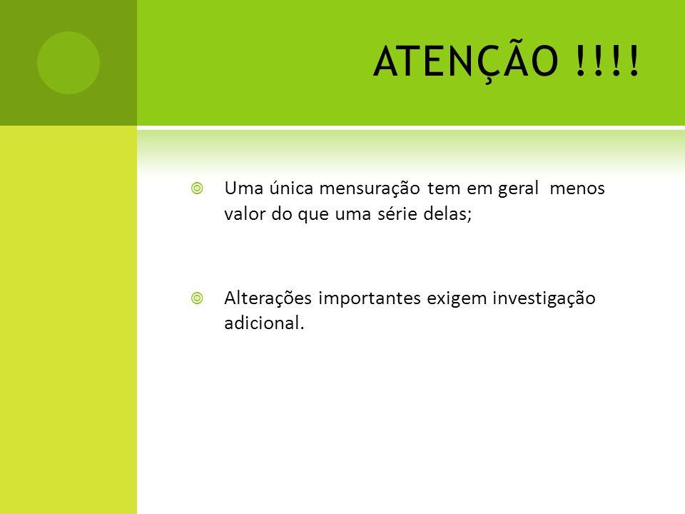ATENÇÃO !!!.