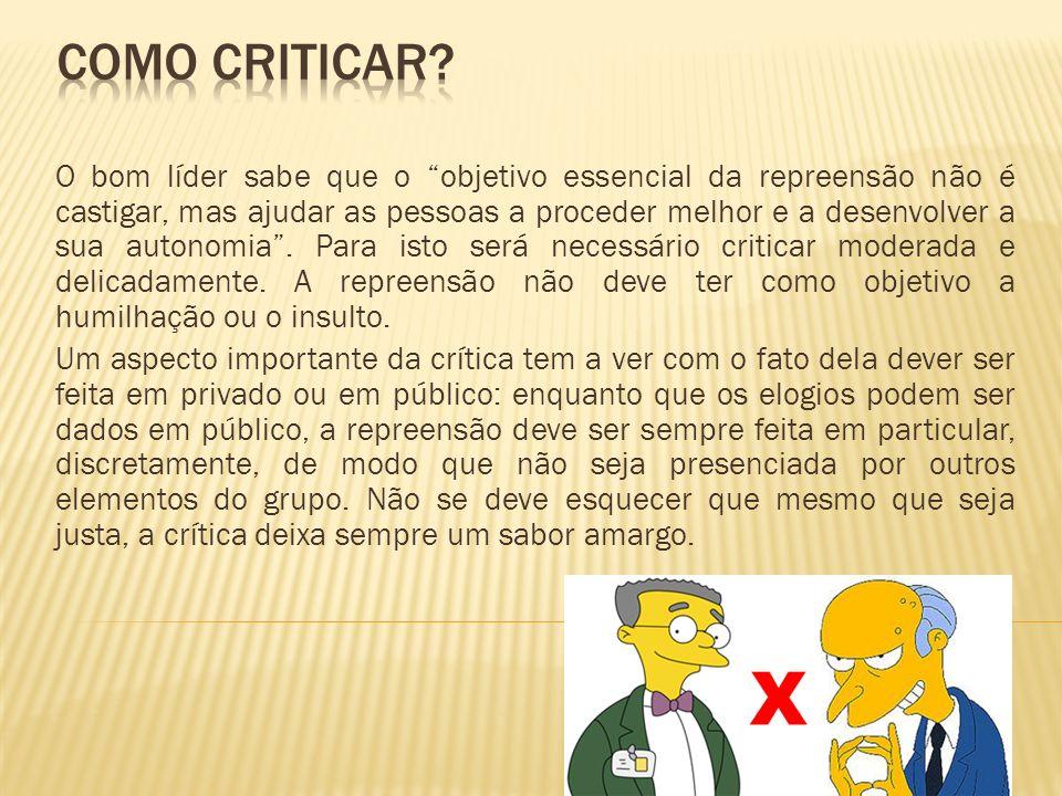 Como criticar