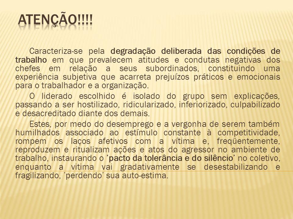 ATENÇÃO!!!!