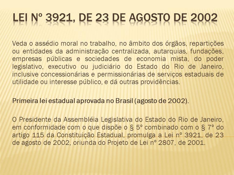 Lei nº 3921, de 23 de agosto de 2002