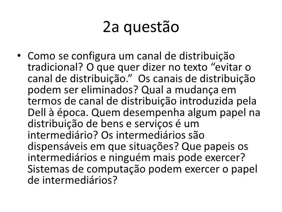 2a questão