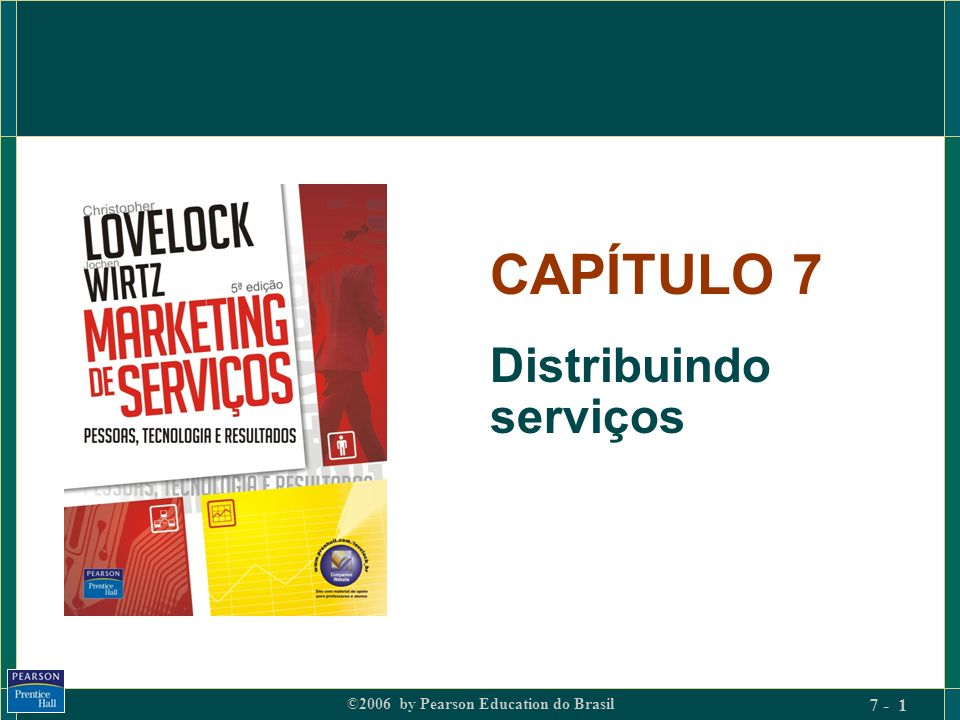 CAPÍTULO 7 Distribuindo serviços