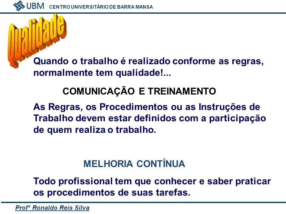 CENTRO UNIVERSITÁRIO DE BARRA MANSA