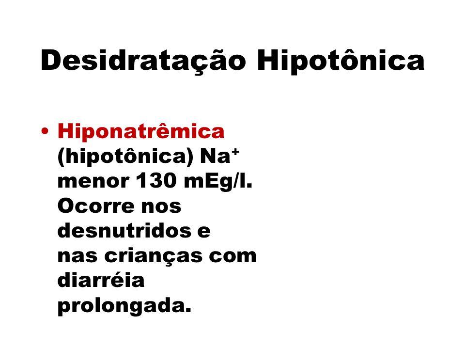 Desidratação Hipotônica