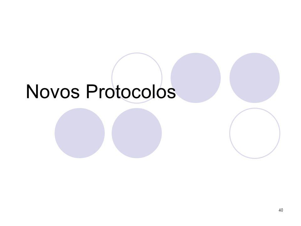 Novos Protocolos