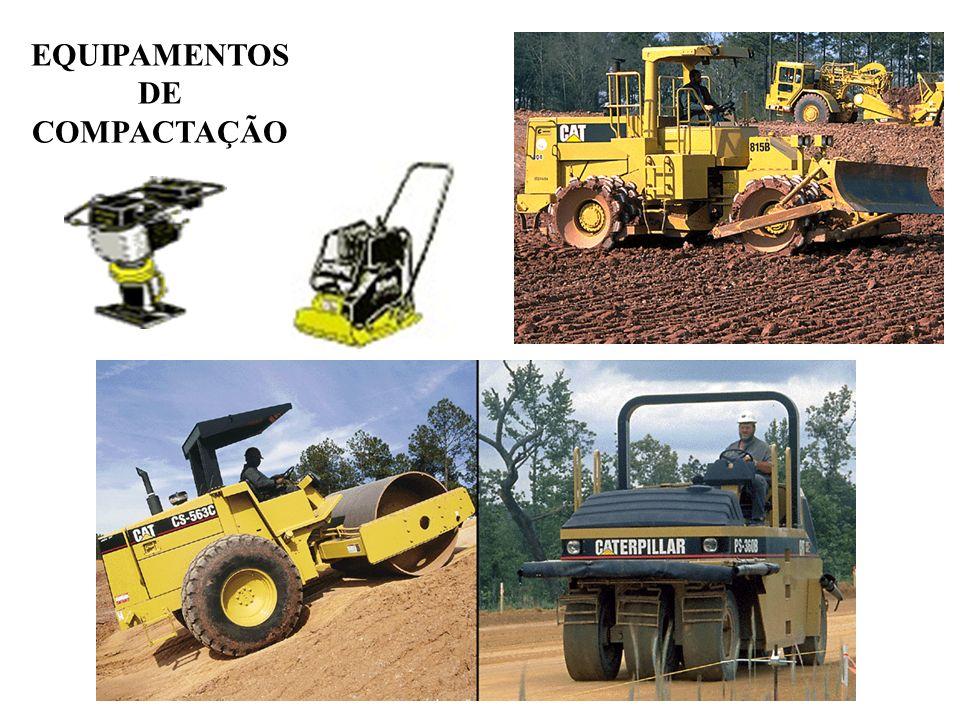 EQUIPAMENTOS DE COMPACTAÇÃO