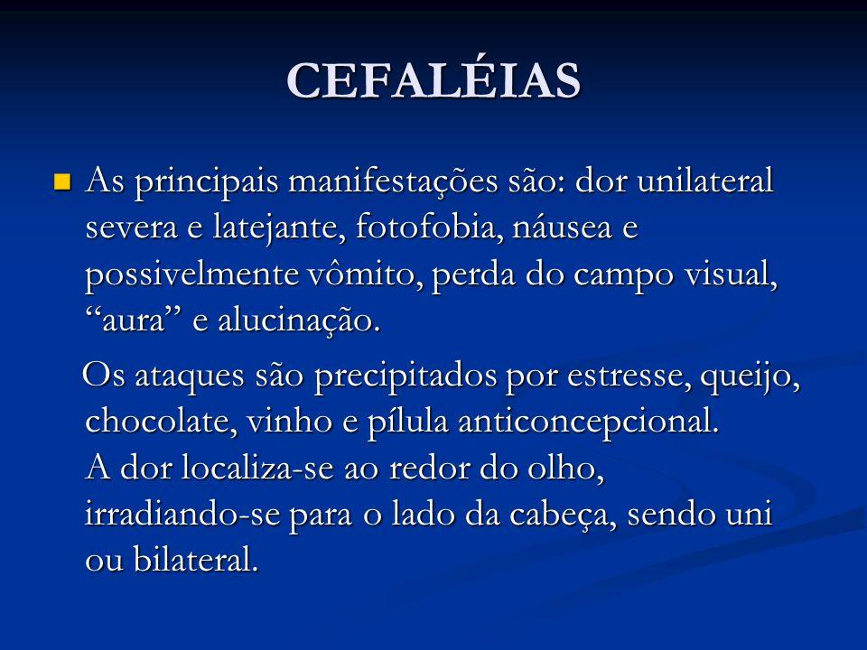 CEFALÉIAS