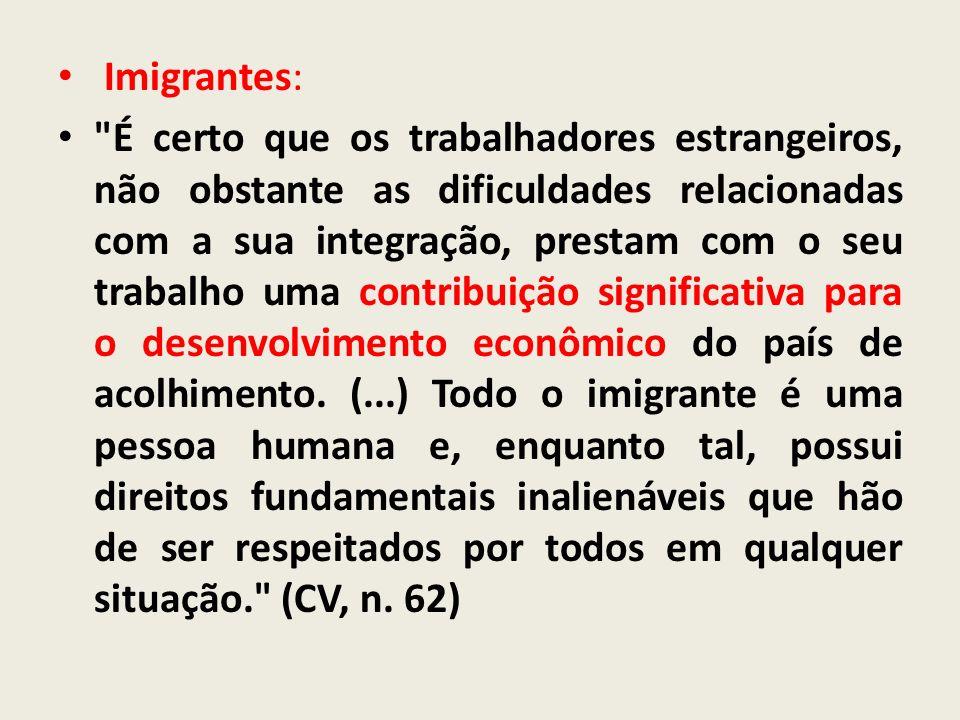 Imigrantes: