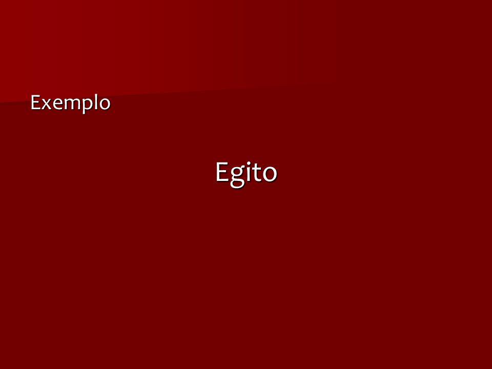 Exemplo Egito