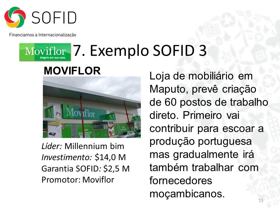 7. Exemplo SOFID 3 MOVIFLOR