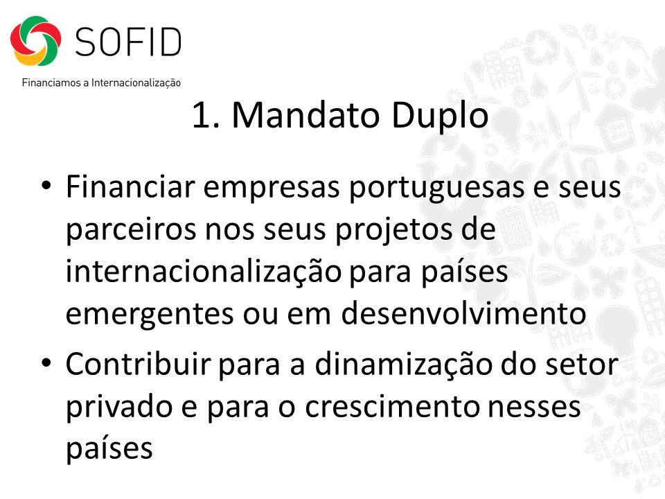 1. Mandato Duplo