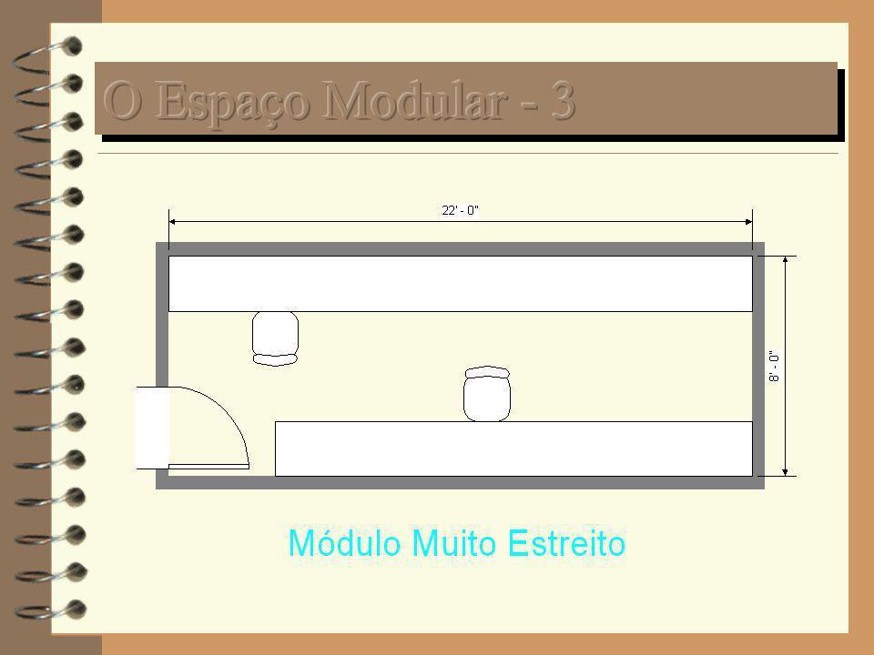 O Espaço Modular - 3