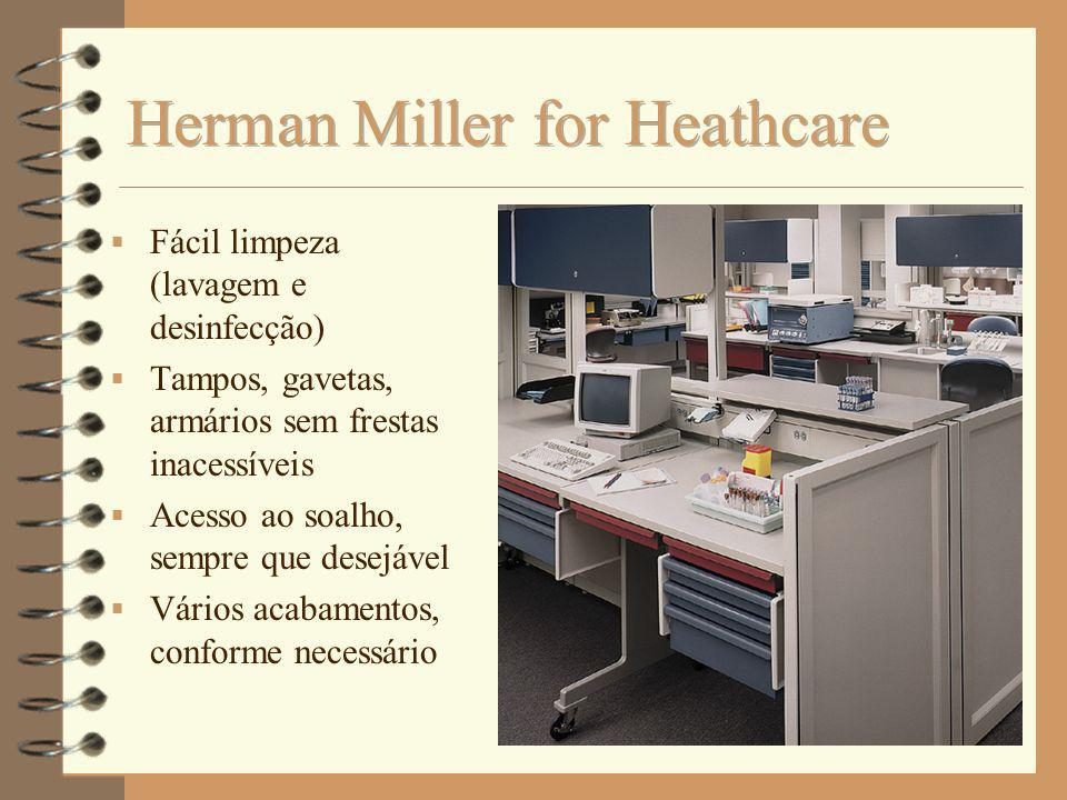 Herman Miller for Heathcare